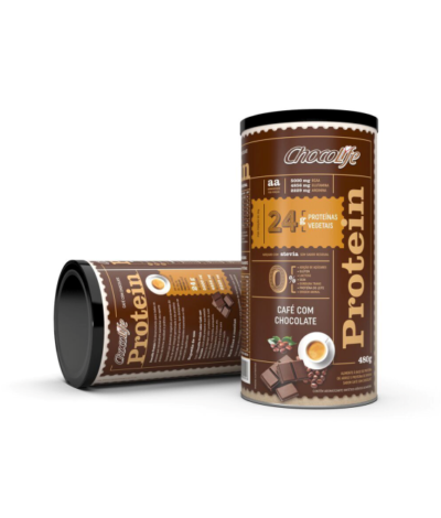 CHOCHOLIFE PROTEIN CAFÉ COM CHOCOLATE