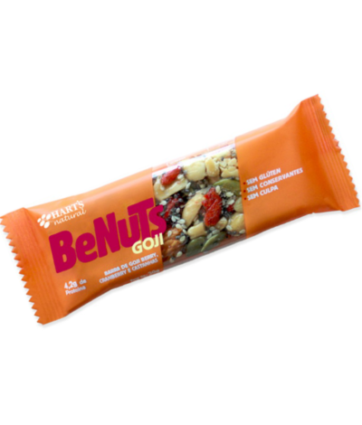 BE NUTS GOJI CRANBERRY E CASTANHA