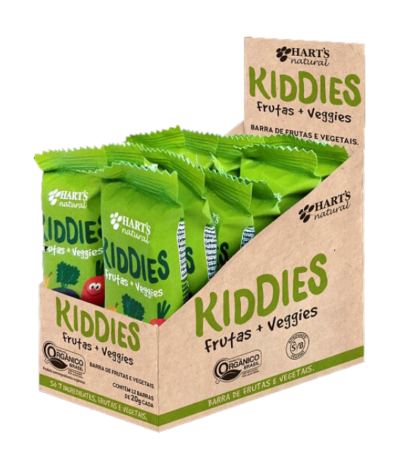 KIDDIES  FRUTAS + VEGGIES